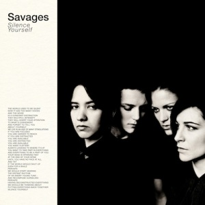 OLE-1036-Savages-Silence-Yourself